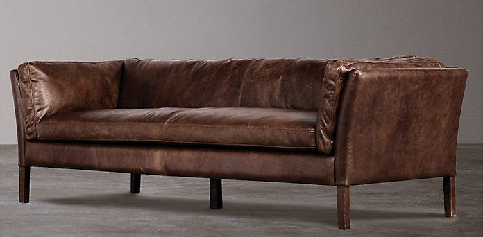 Strange Sofas Restoration Hardware Comes In Oxblood Red Leather Cjindustries Chair Design For Home Cjindustriesco