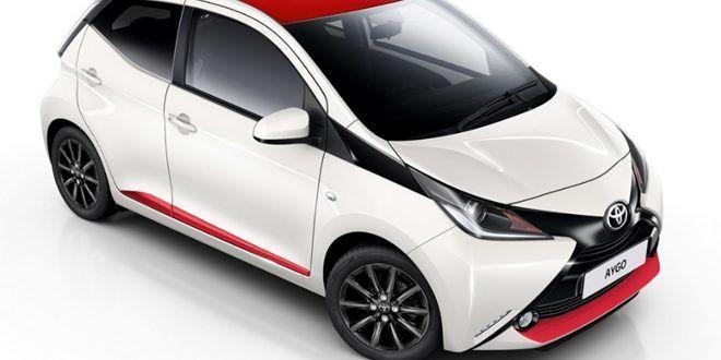 2017 Toyota Aygo X Press 2017 Toyota Aygo X Style Price Specs