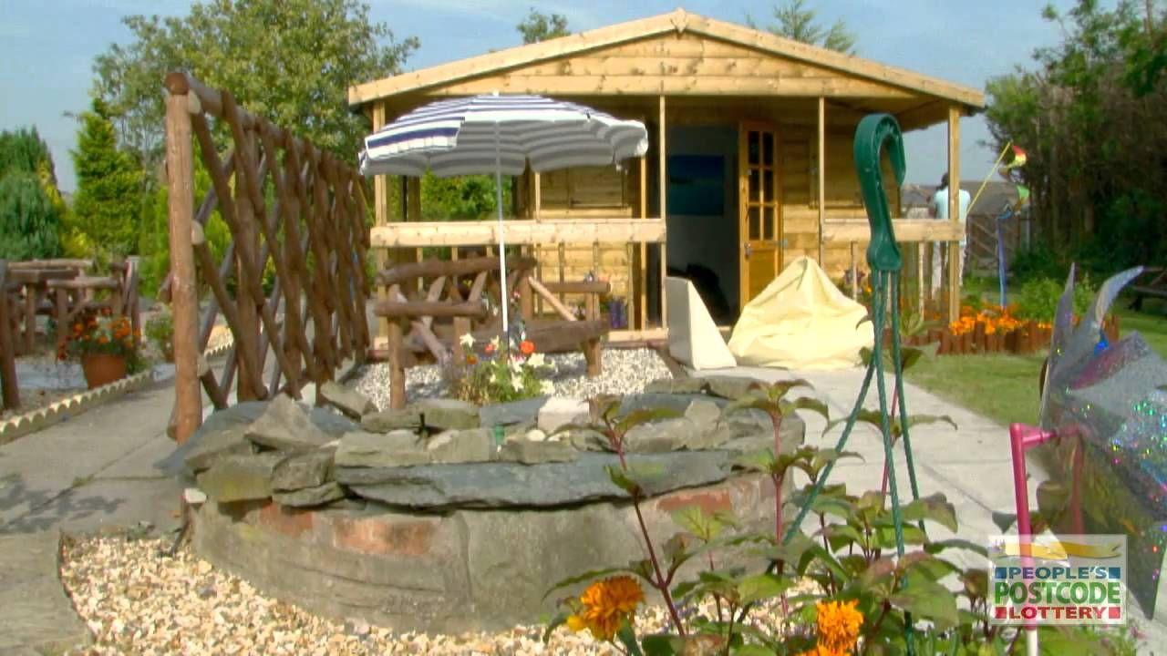 New Sensory Garden For Autism Initiatives Uk Sensory Garden