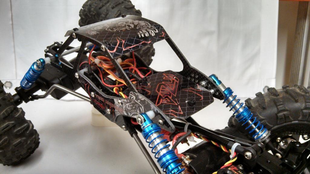 Rckcrwlr's RC4WD Bully 2 Comp Crawler w/ Krawler Konceptz Skins | Rc