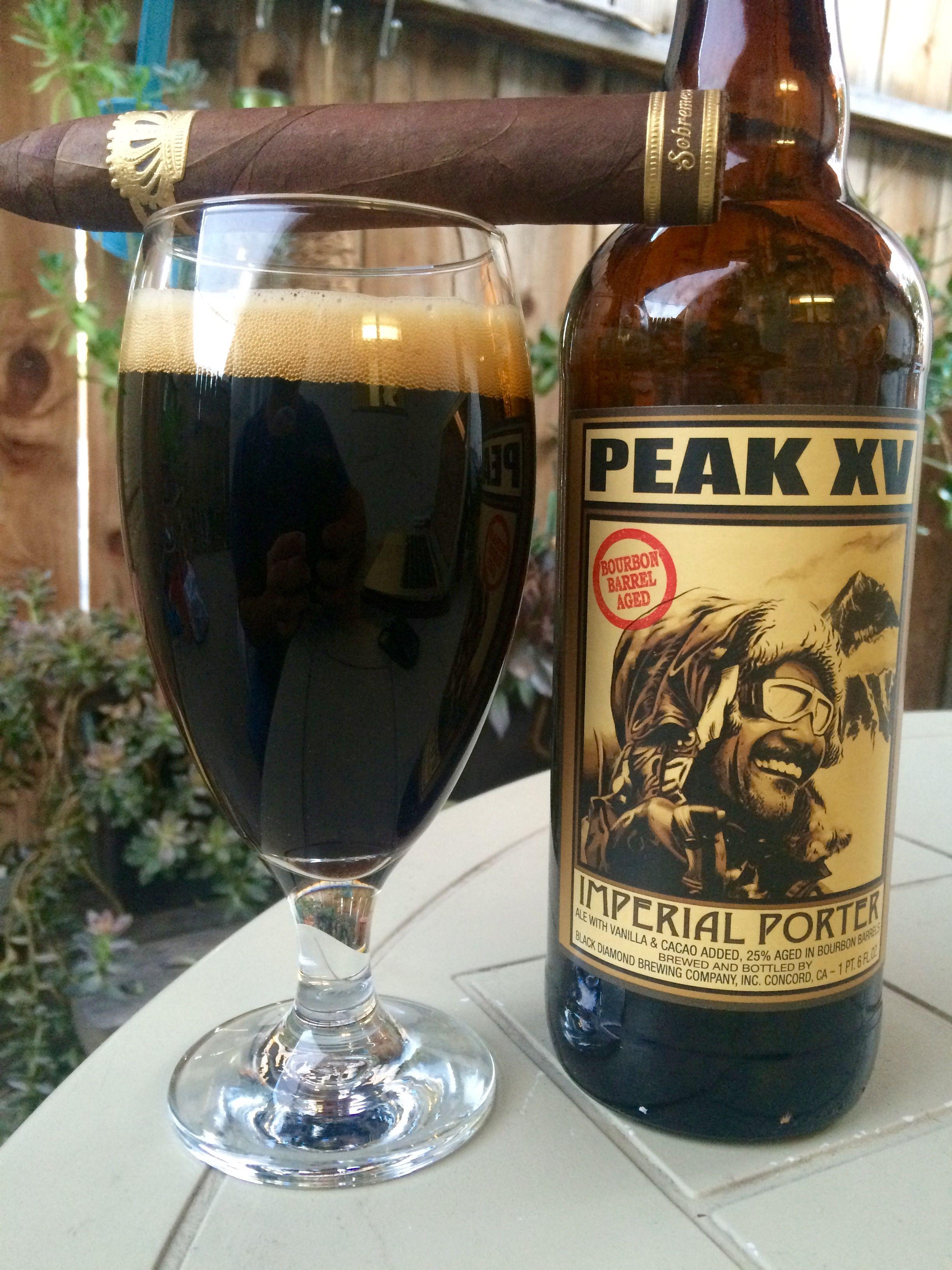 Hasil gambar untuk Bourbon Barrel Peak XV