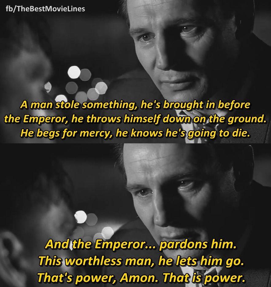 Schindler's List 1993 Liam Neeson Ralph Fiennes Ben Kingsley