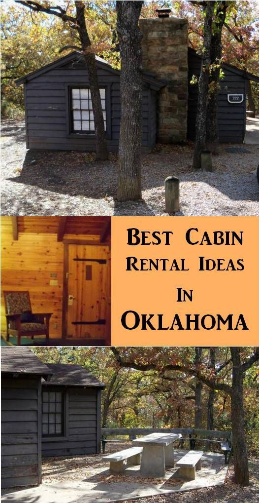 Lake Murray Oklahoma Cabin Rentals The Area Surrounds