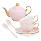 Petite Tea Set Blush #teacups