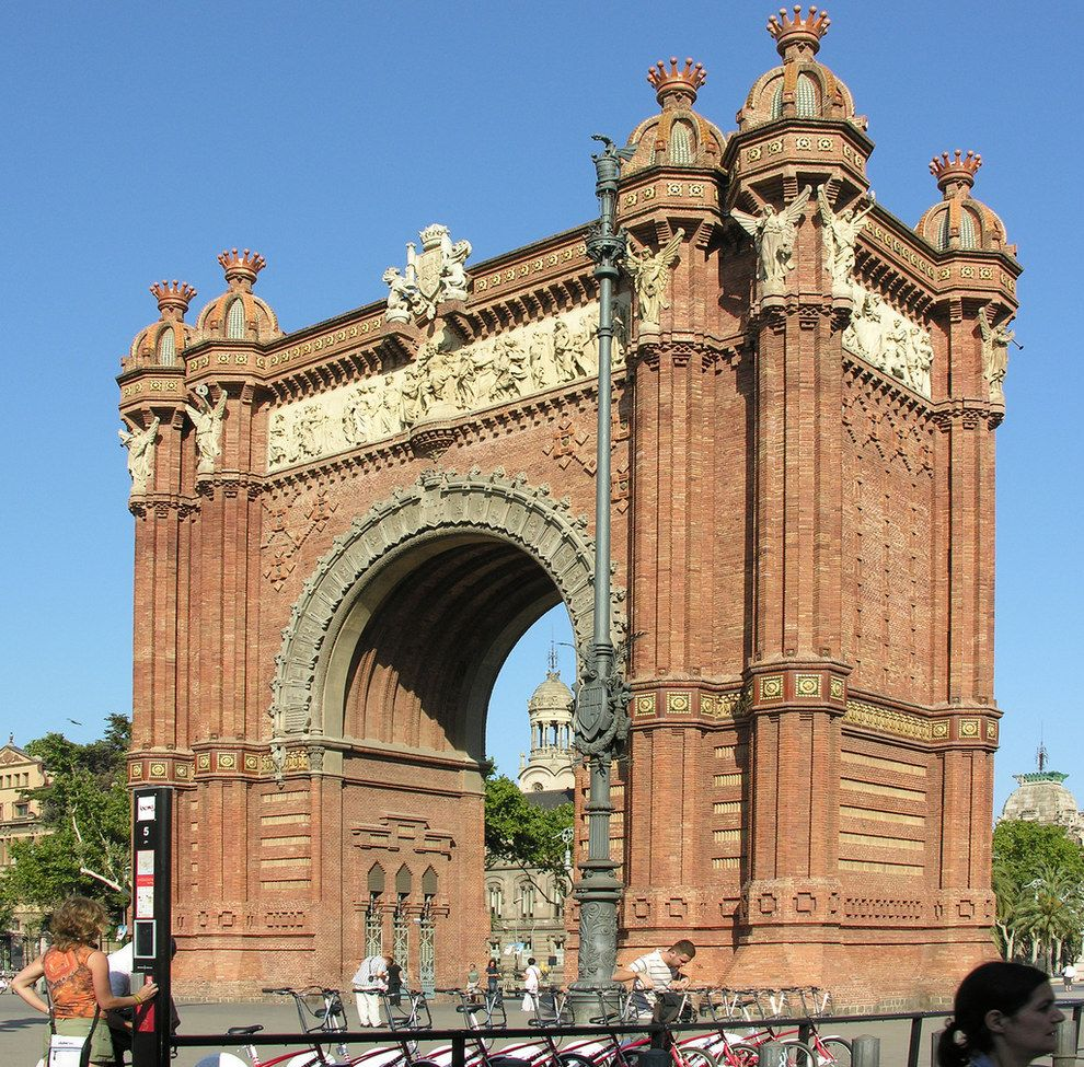 Arc de Triomf. | Barcelona #España