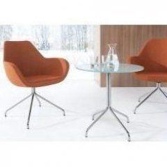 Glastisch Beistelltisch Profim Sh40 Spinnenfuss Sh60 x H45 cm Auswahl Farbe Optionen Profim #housedecor #decorstyles #decoratingstyles #homedecorstyles #homedecor