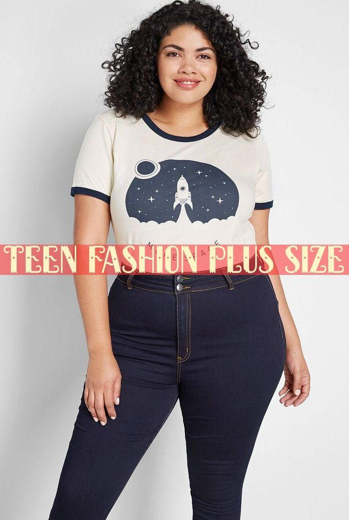teen fashion plus size