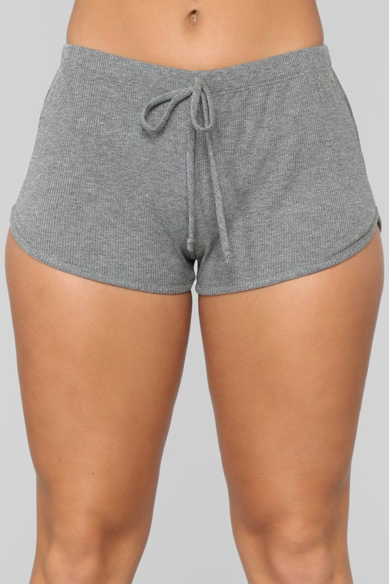 My Day Off Shorts Grey in 2020 | Fashion, Style, Hot pants