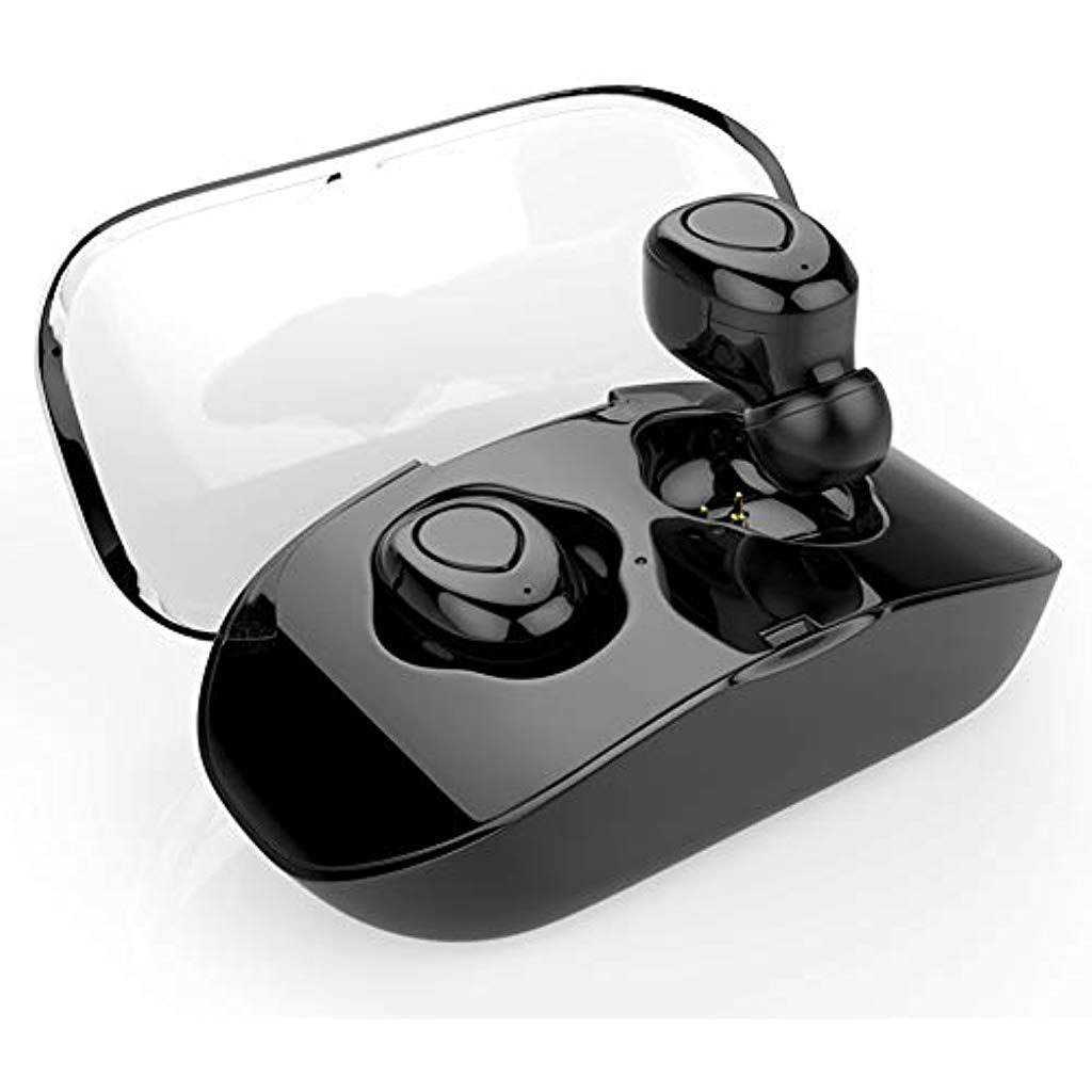 Gejin Bluetooth Kopfhorer Kabellos In Ear True Wireless Earbuds Mit Portable Mini Ladeboxbluetooth V5 0 Stereo Headset Sport Ohr Bluetooth Und Handys