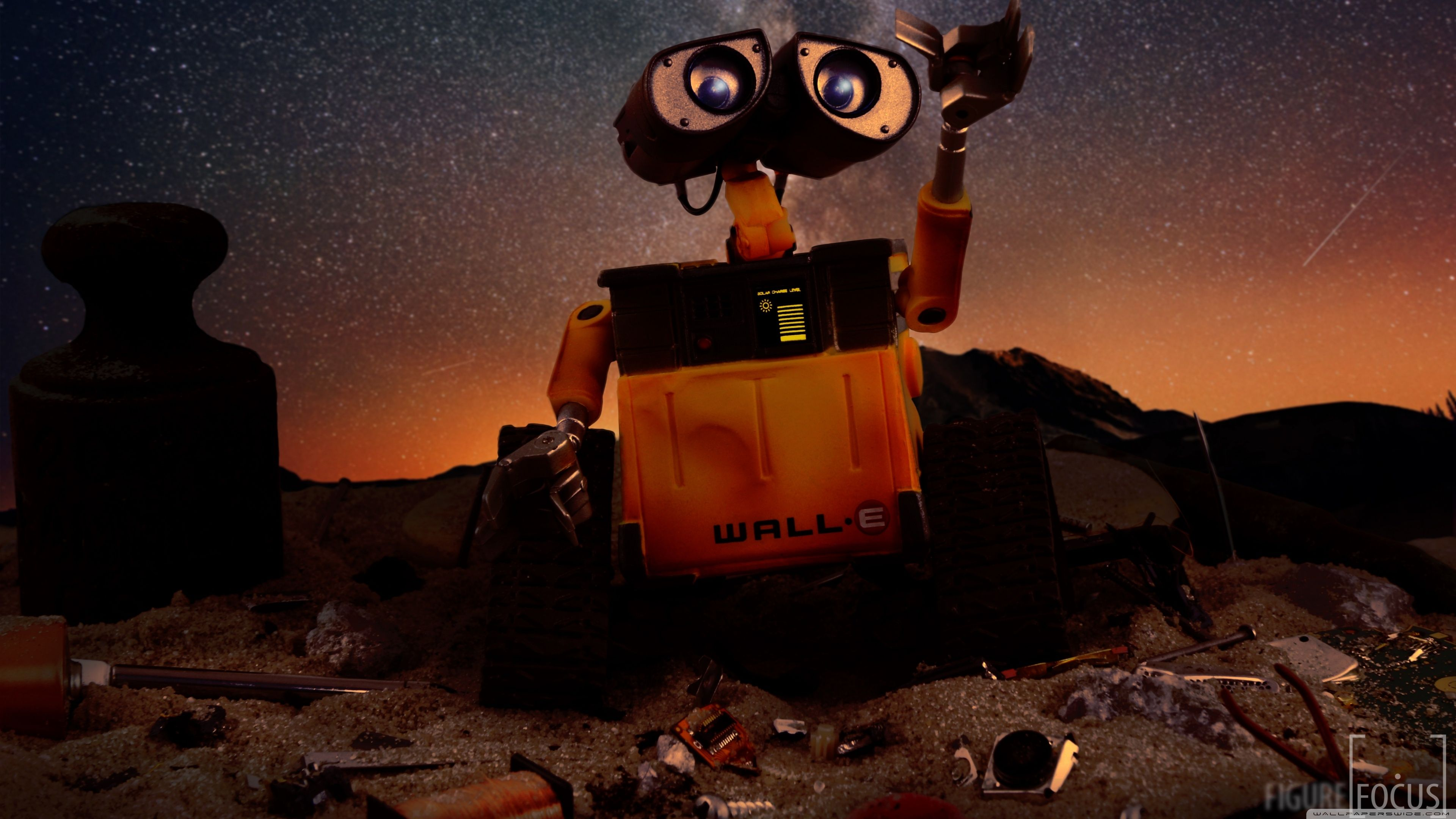 WALL-E Robot HD desktop wallpaper ...