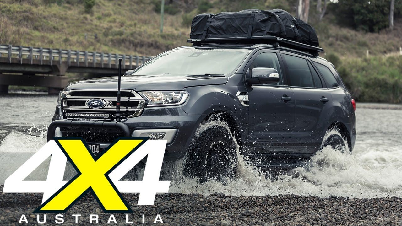 Custom Msa 4x4 Ford Everest Custom 4x4 4x4 Australia Youtube