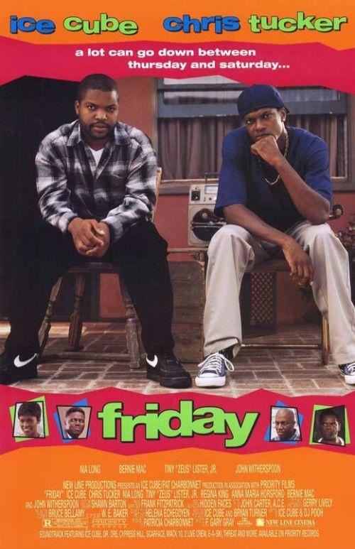 Friday (1995) (1080p Bluray x265 HEVC 10bit AAC 7 1 Tigole) UTR