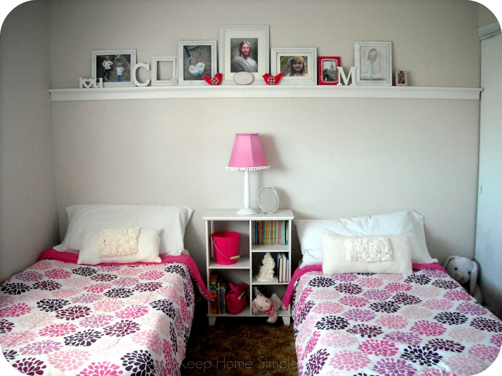 Best Keep Home Simple The Girls Room Very Simple Fix Up 640 x 480