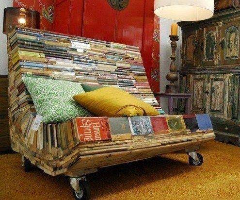 quoi faire avec de vieux livres id es recyclage transformation pinterest. Black Bedroom Furniture Sets. Home Design Ideas
