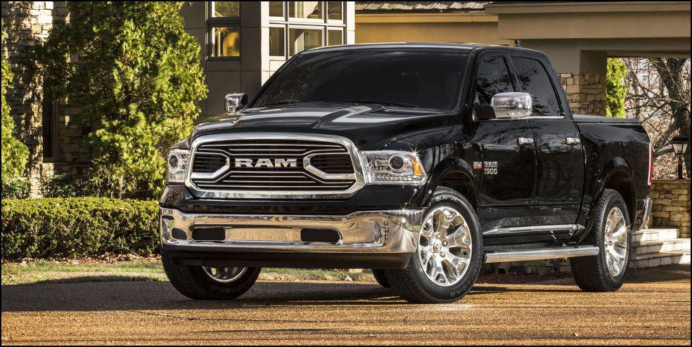 2018 Dodge Ram 1500 New Black Color