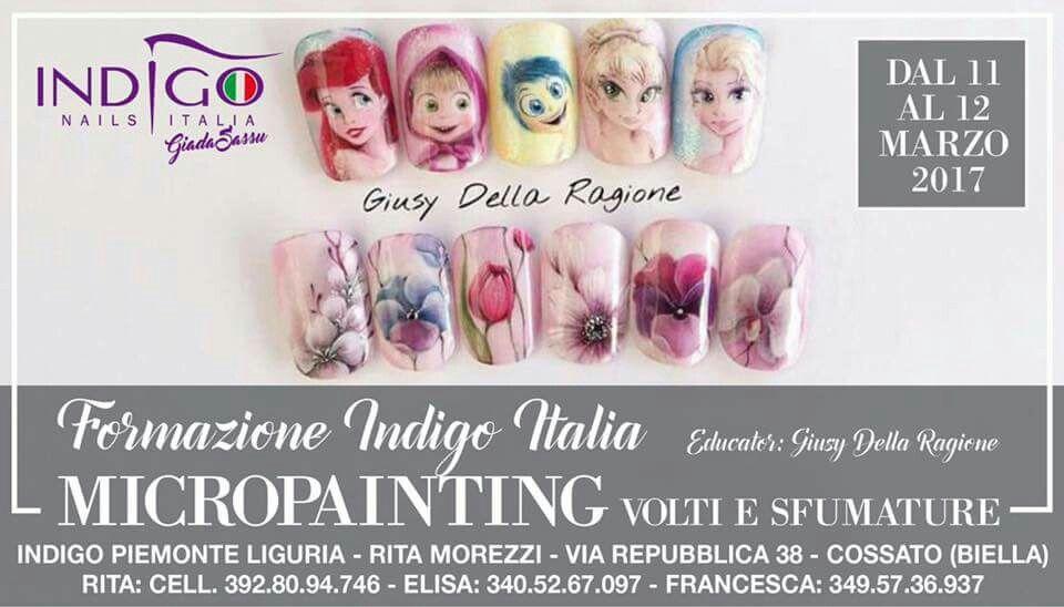 Corso VOLTI E SFUMATURE Con Giusy Della Ragione a Torino 11/12 MARZO 2017