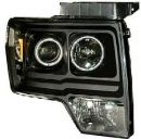 2009-14 Ford F150 projector headlights