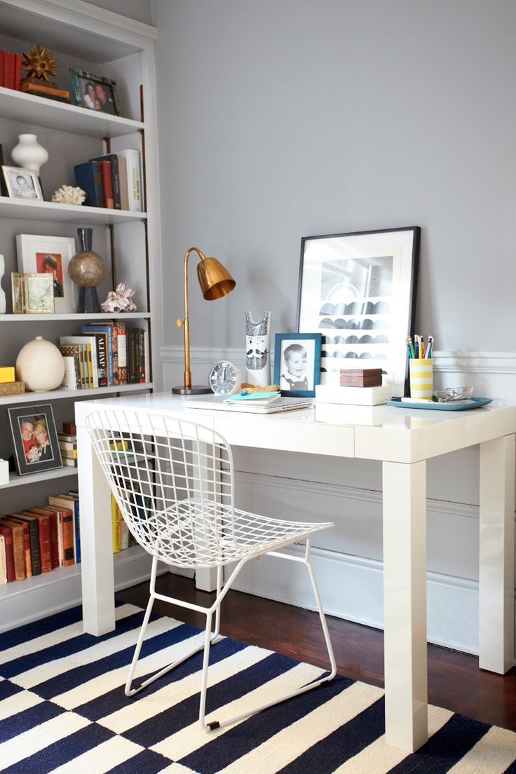Chic Home Office Ideas And Inspiration Kaelahbee Com