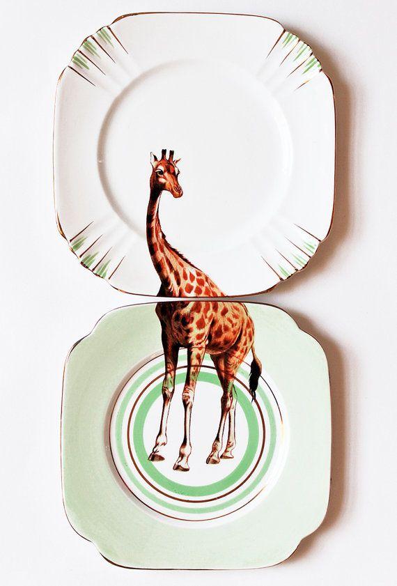 Yvonne Ellen plates.