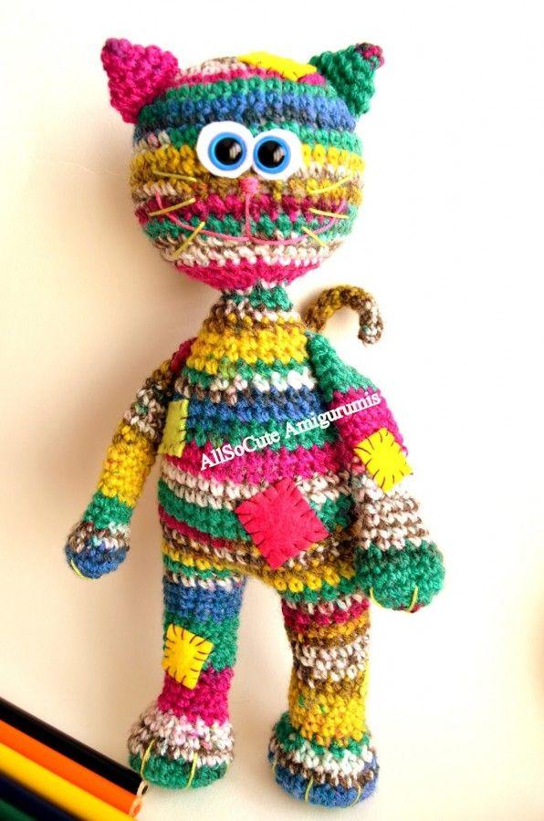 Crochet Cat Pattern Best Crochet Patterns To Buy Pinterest