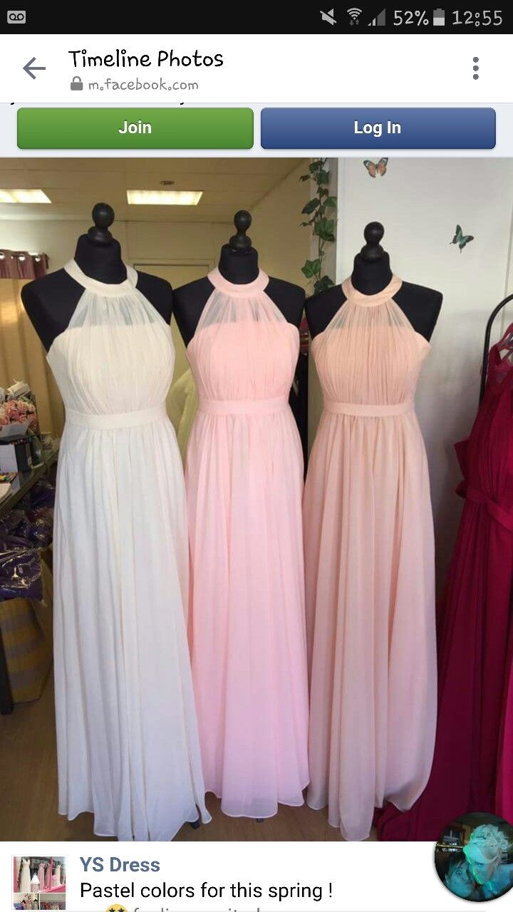 Pin de Kathryn Daniels en Bridesmaid dresses | Pinterest | Boda y ...
