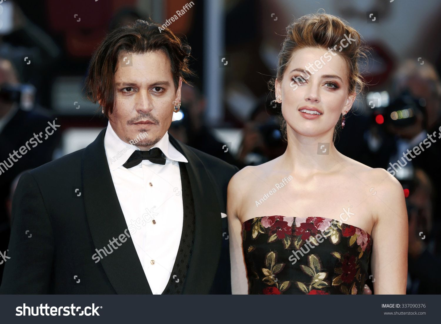 Venice Italy September 5 Johnny Depp And Amber Heard Attend The Premiere Of The Danish Girl During The 72nd Johnny Depp And Amber Johnny Depp Amber Heard