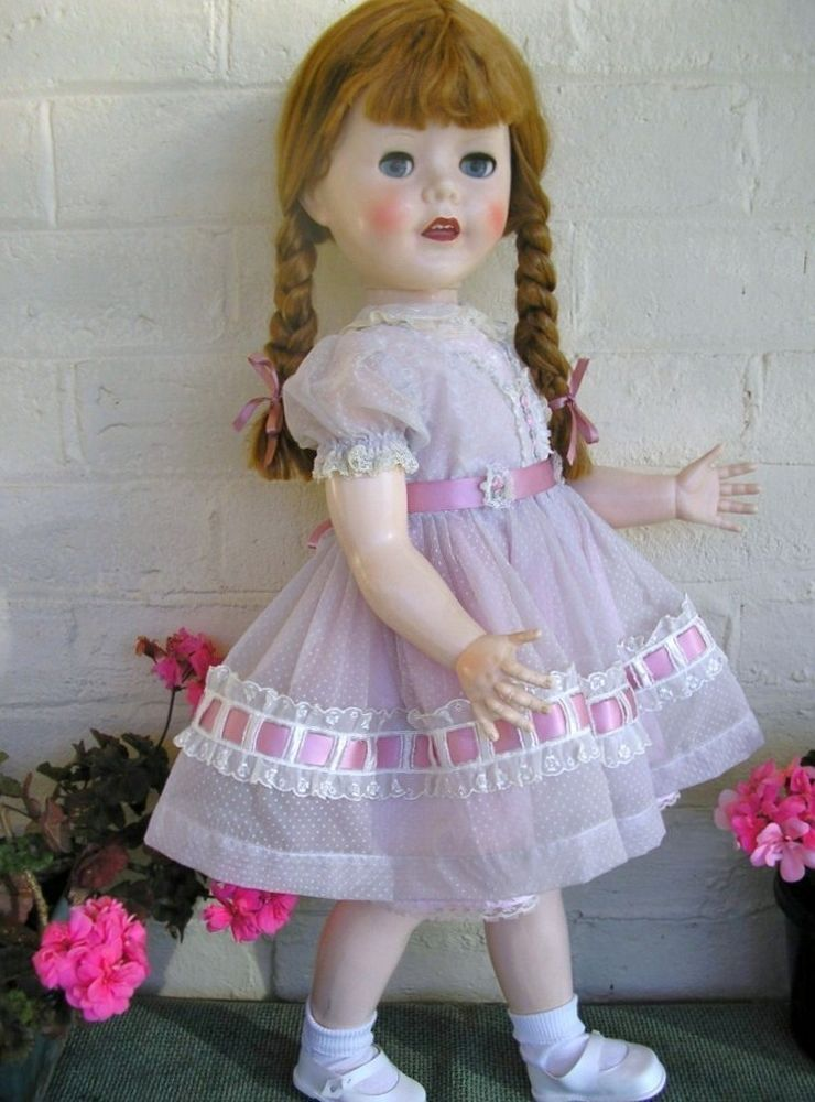 Vintage Dress For 28 Pedigree Brighton Belle Original Bb Shoes With Socks With Images