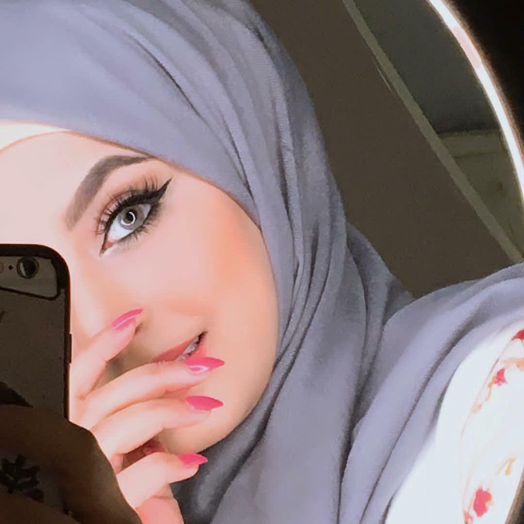 Pin By Leena Freen On Hijabi Queens Beauty Stylish Dpz Hijab Style Tutorial