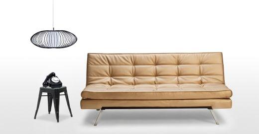 Vinci Schlafsofa, Gold Office sofa - wohnzimmer beige gold