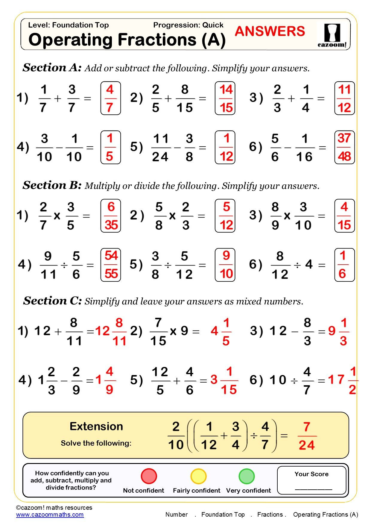 small resolution of 30 Free Maths Worksheets   Cazoom Maths Worksheets   Easy math worksheets