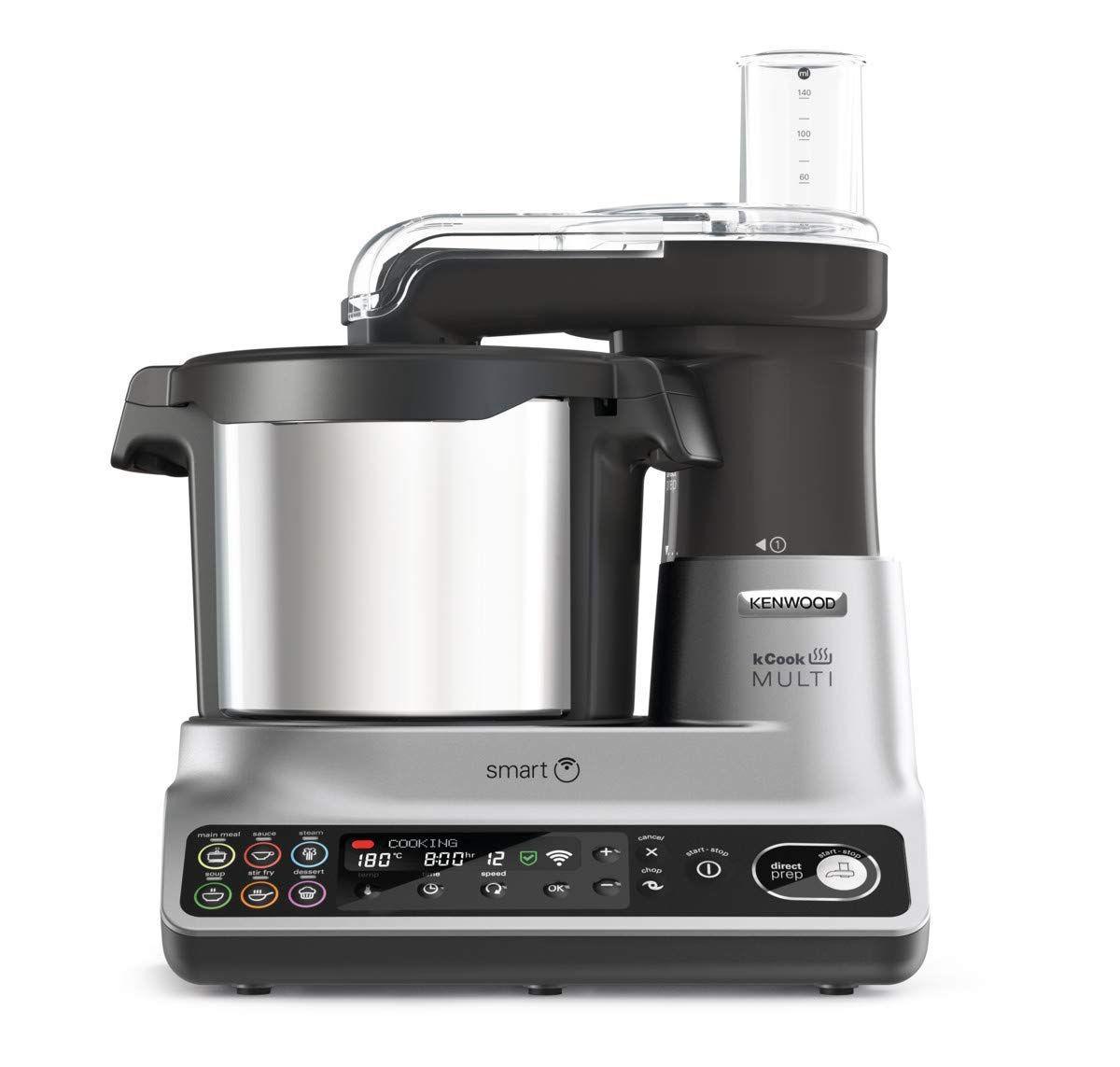 Kenwood kCook Multi Smart CCL456SI - Robot da Cucina con Funzione ...