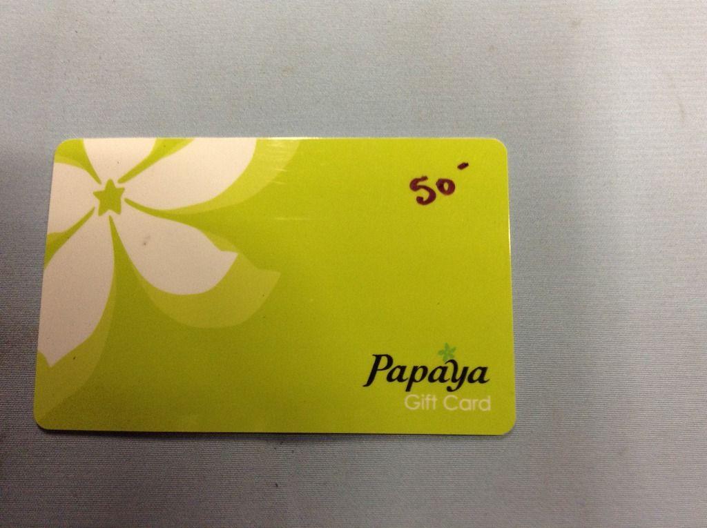 papaya clothing gift card - Google Search | 15's gifts I really ...