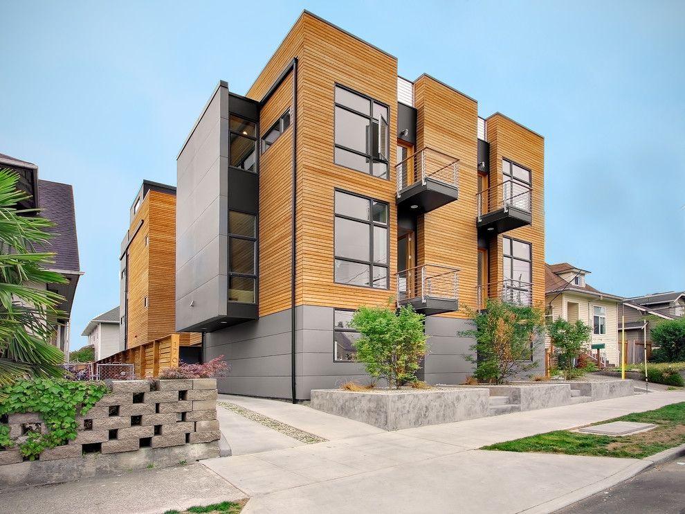 21 Contemporary Exterior Design Inspiration Apartments Exterior