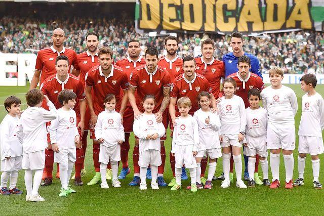 Sevilla Contra Betis 25 02 2017 Equipo De Futbol Sevilla Futbol Club Betis