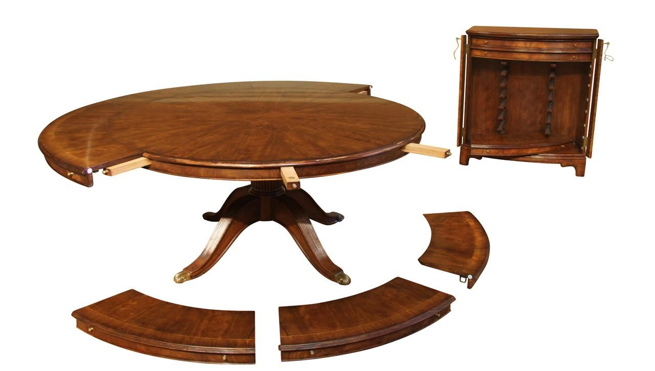 Round Dining Table With Leaf You Can Look 60 Inch Round Pedestal
