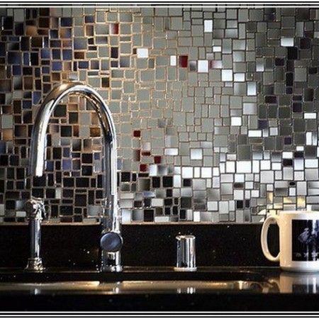 Backsplash Stick On Google Search Mirror Wall Tilesstick