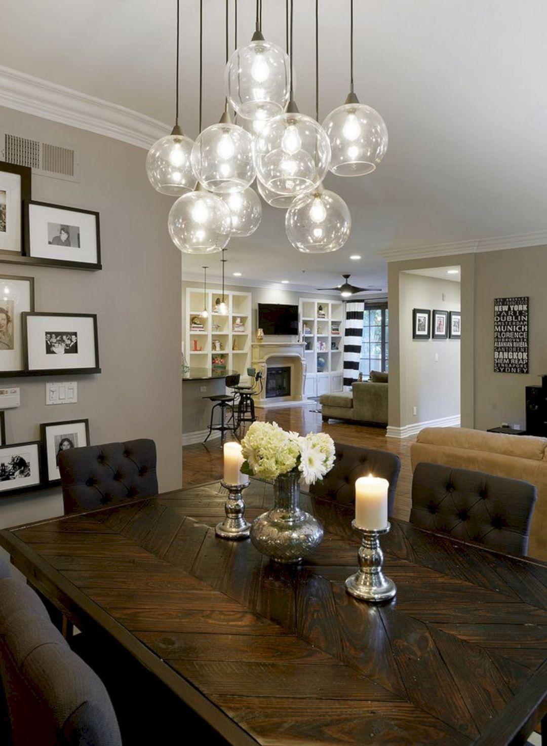 Marvelous 23 Beautiful Dining Room Lighting Ideas For Por Home Design Https Freshouz