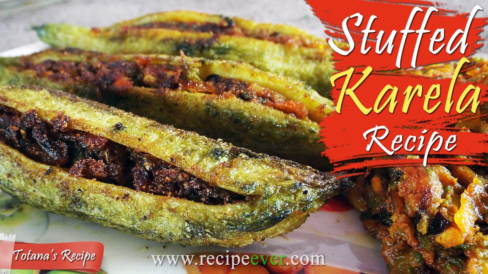 Stuffed korola recipe bengali food stuffed karela bangla recipe food stuffed korola recipe bengali forumfinder Gallery