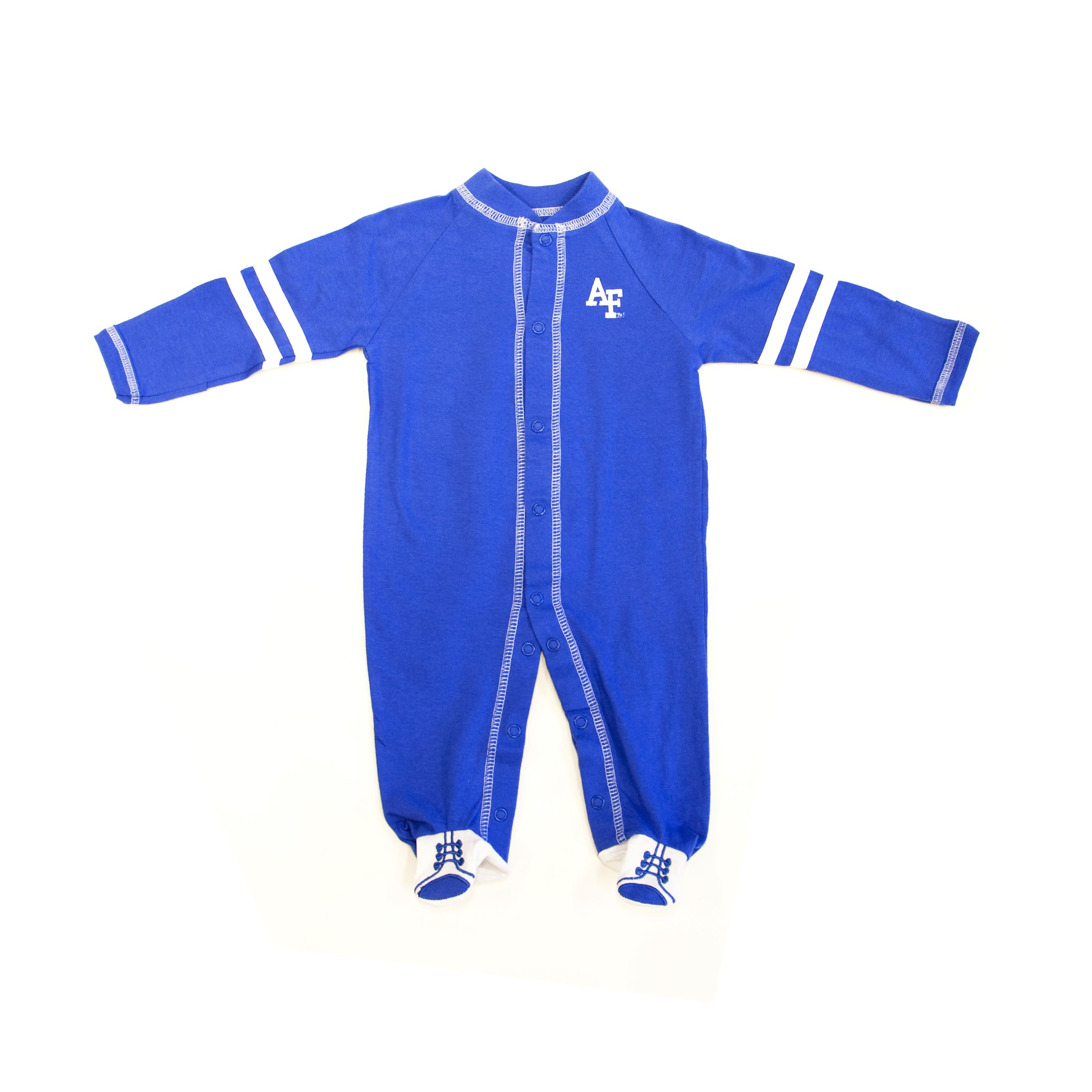 Sport Shoe Footed Romper | U.S. Air Force Academy