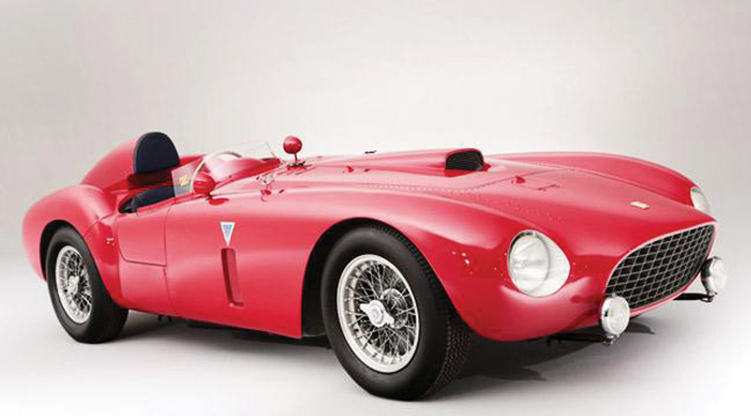 Ferrari goes for 10m plus at auction read in july