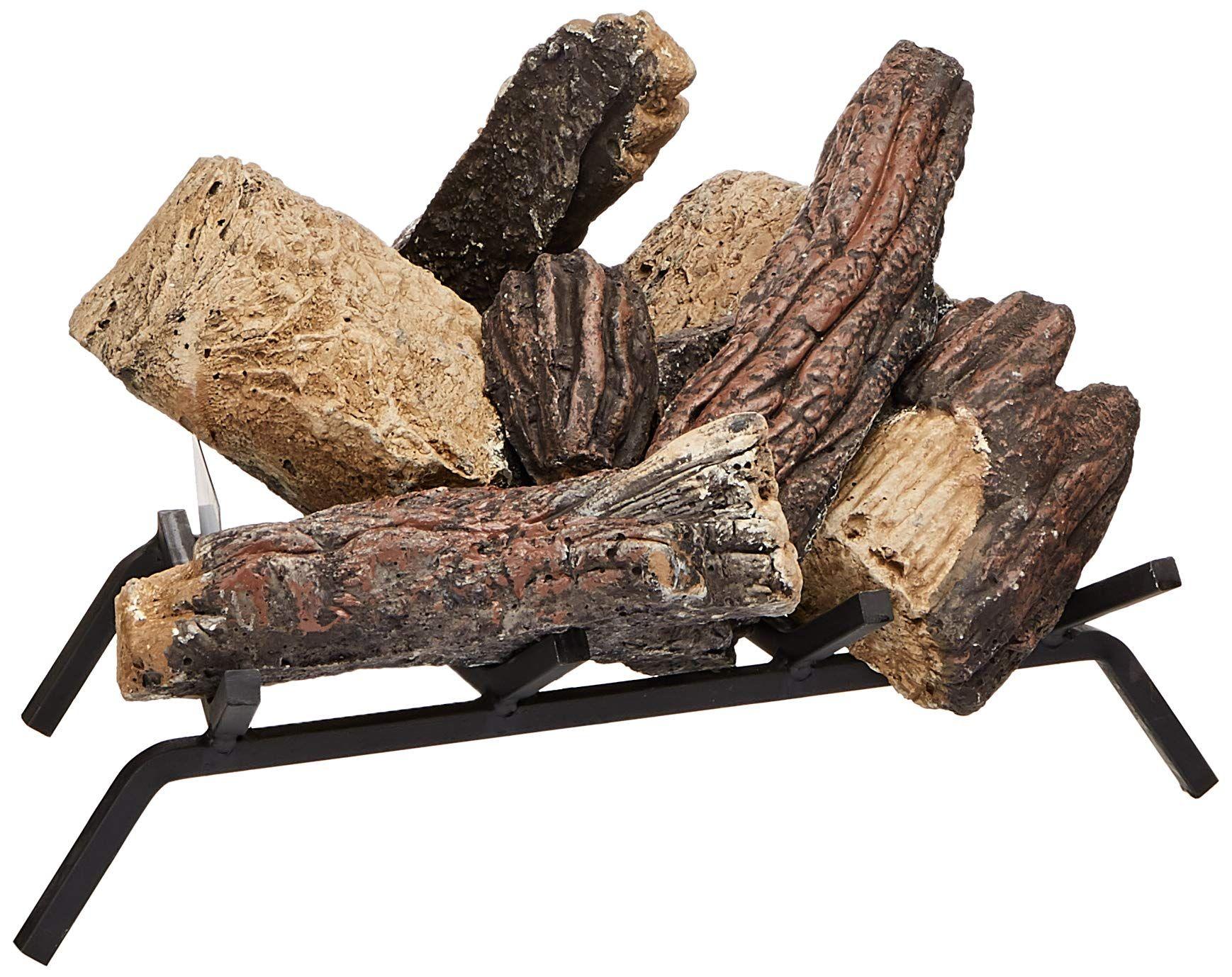 Sure heat bro18ng sure heat burnt river oak vented gas log