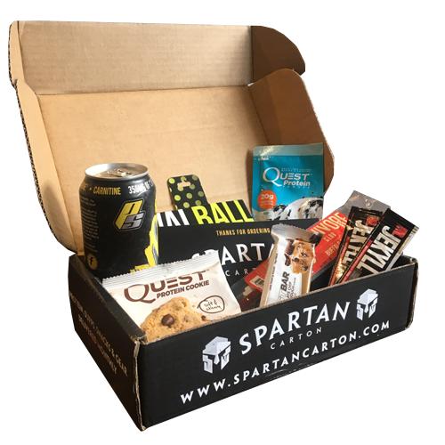 Enter to win a Free Spartan Carton Citizens Box