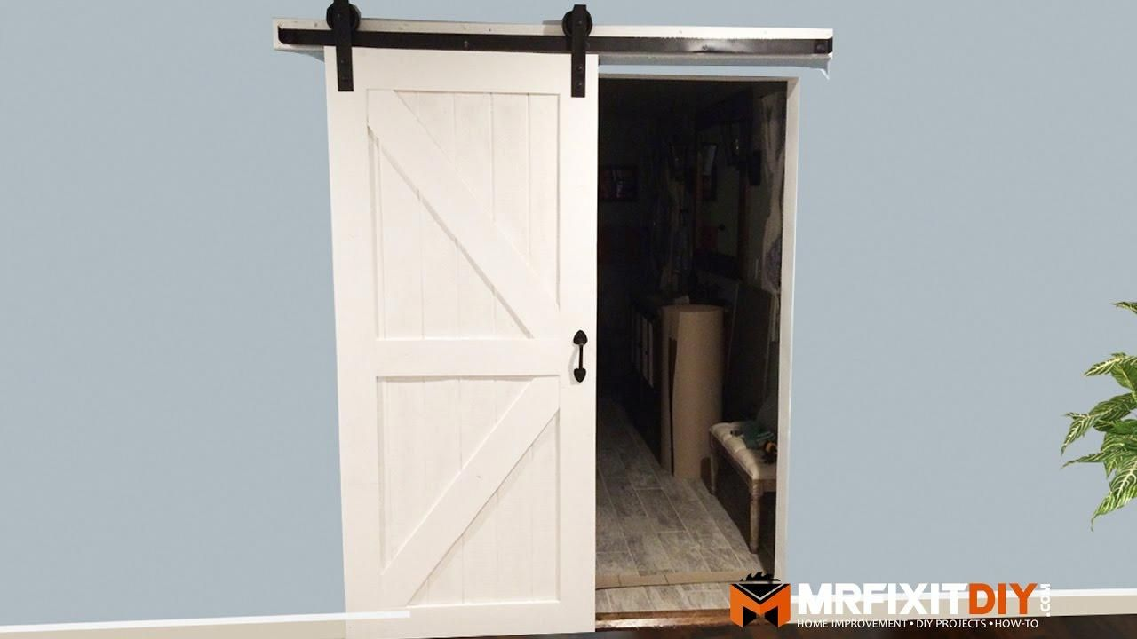 Rustic Hardware Barn Doors Interior Sliding Door Track Hardware