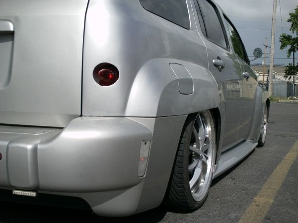 Wtf Taillight Chevy Hhr Chevrolet Chevy