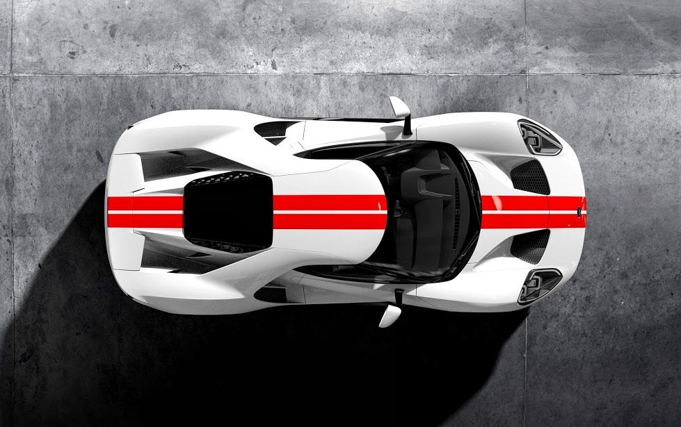 New Ford GT