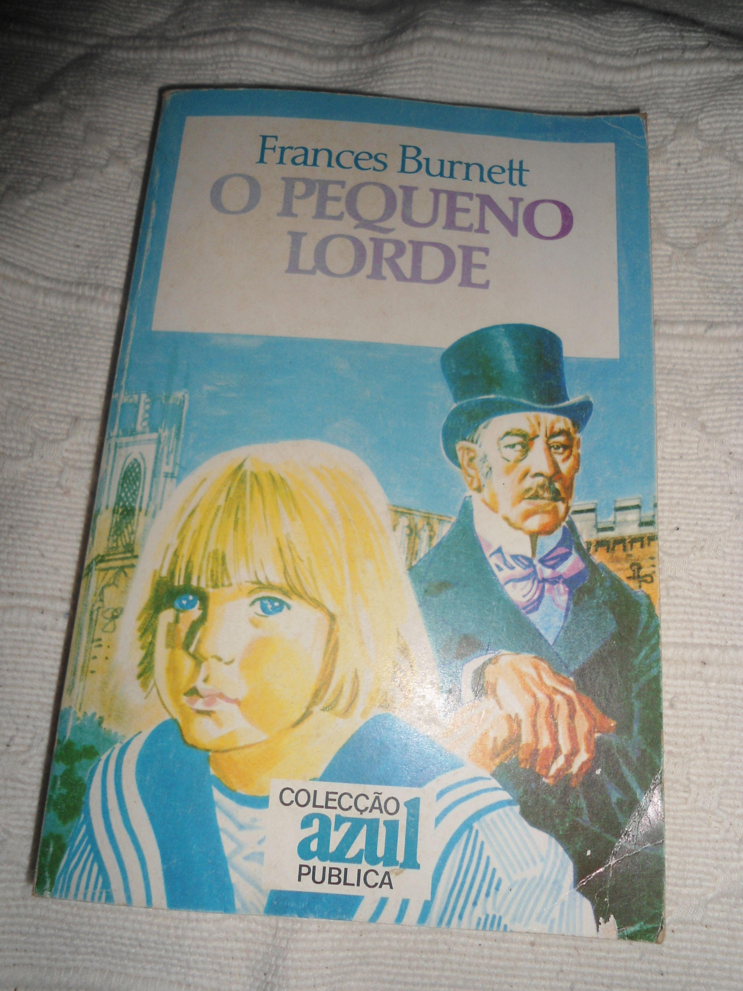 O Pequeno Lorde um clássico. Uma história que continua a ser interessante.
