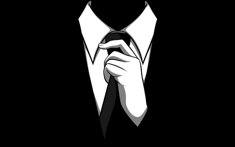 Man Wearing Suit Set Wallpaper Minimalism Suits Tie Digital Art Monochrome 720p Wallpape Cool Wallpapers For Men Black And Blue Wallpaper Beats Wallpaper Wallpaper anonymous man stairs hat dark