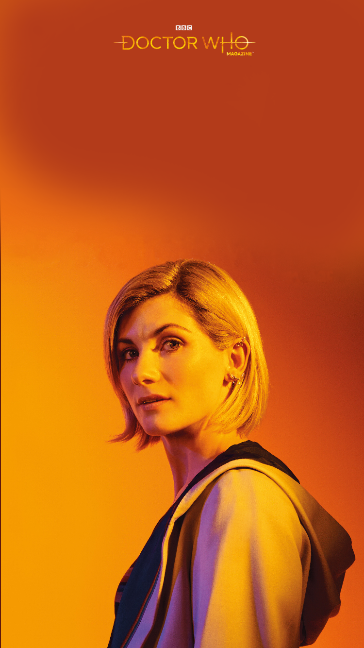 October Doctor Who Magazine Cover As A Phone Wallpaper Https I