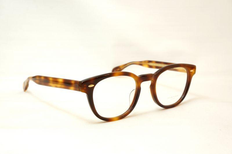 オリバーピープルズ-OLIVER PEOPLES メガネ Sheldrake-P 8108 | optician | PonMegane@Japan