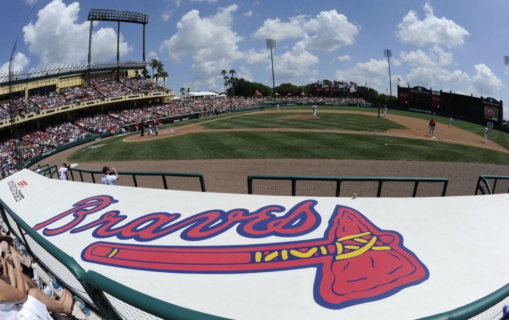 Atlanta Braves Baseball Stadium! (With images) Atlanta